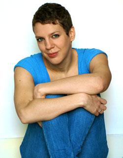 'Wobbly' comedian Francesca Martinez