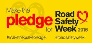 Road Safety Week 2016 logo